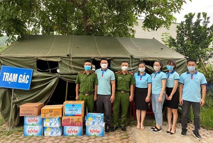 VietinBank tiếp tục dành hơn 27 tỷ đồng hỗ trợ các tỉnh phía Nam phòng, chống dịch Covid-19