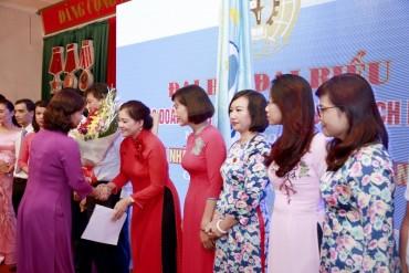 Công đoàn Công ty Nước sạch Hà Nội đón nhận Huân chương lao động hạng Nhì