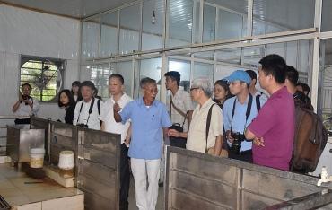 Đẩy mạnh tuyên truyền về phát triển nông nghiệp, xây dựng nông thôn mới