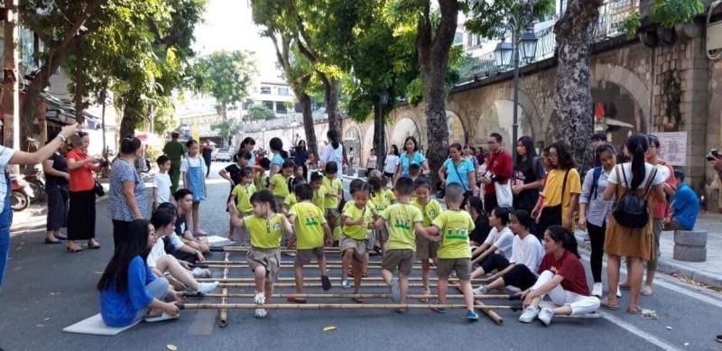 Tết Trung thu: Nhiều hoạt động văn hóa diễn ra tại Phố cổ Hà Nội