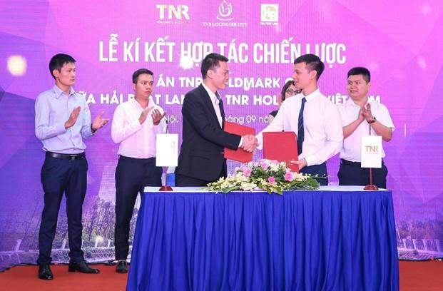 TNR Goldmark City tri ân khách hàng tòa Saphirre 3