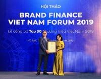 Thương hiệu VietinBank xác lập kỷ lục mới