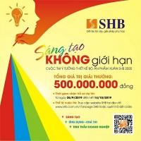 SHB tổ chức thi ý tưởng thiết kế bộ ấn phẩm Xuân 2020