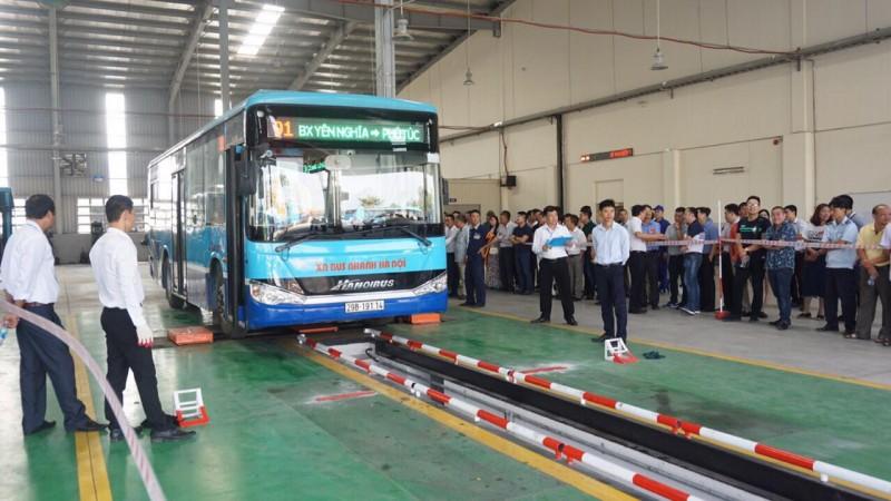 Hà Nội: Hơn 100 thợ máy tham gia thi Bảo dưỡng sửa chữa xe buýt