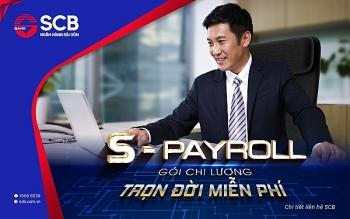 """SCB triển khai gói dịch vụ ưu đãi """"S-Payroll Gói chi lương – Trọn đời miễn phí"""""""