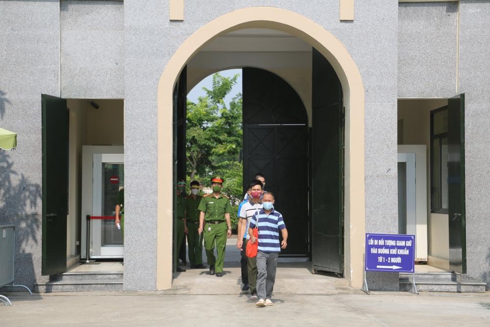 Công an thành phố Hà Nội tổ chức Lễ công bố Quyết định đặc xá năm 2021