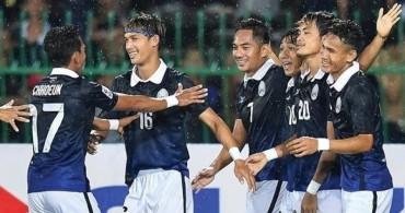 Campuchia trở thành đối thủ của đội tuyển Việt Nam tại AFF Cup 2016