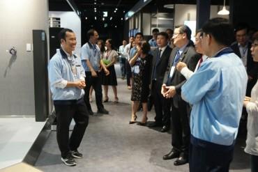 Samsung hướng tới mục tiêu 50 doanh nghiệp Việt Nam là nhà cung ứng cấp 1 vào năm 2020