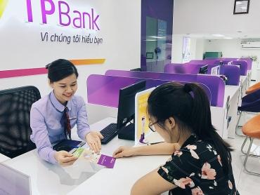 Sau 9 tháng, TPBank lãi trước thuế tăng gấp đôi cùng kỳ