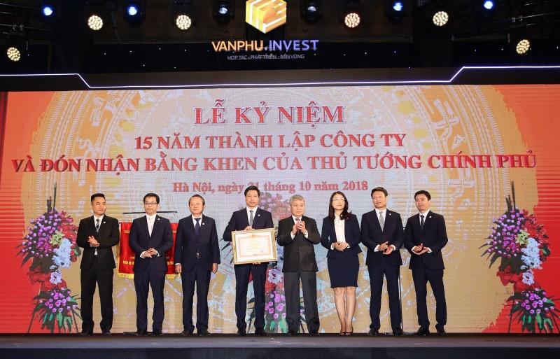Văn Phú – Invest và con đường trở thành Nhà phát triển bất động sản chuyên tâm