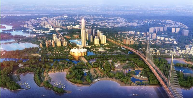 Chính thức động thổ dự án Thành phố Thông minh