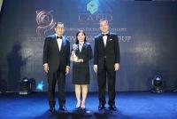 Tập đoàn Novaland nhận giải thưởng Doanh nghiệp Việt Nam xuất sắc châu Á 2019