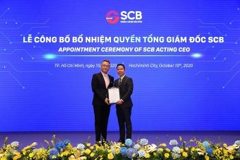 SCB bổ nhiệm quyền giám đốc người nước ngoài