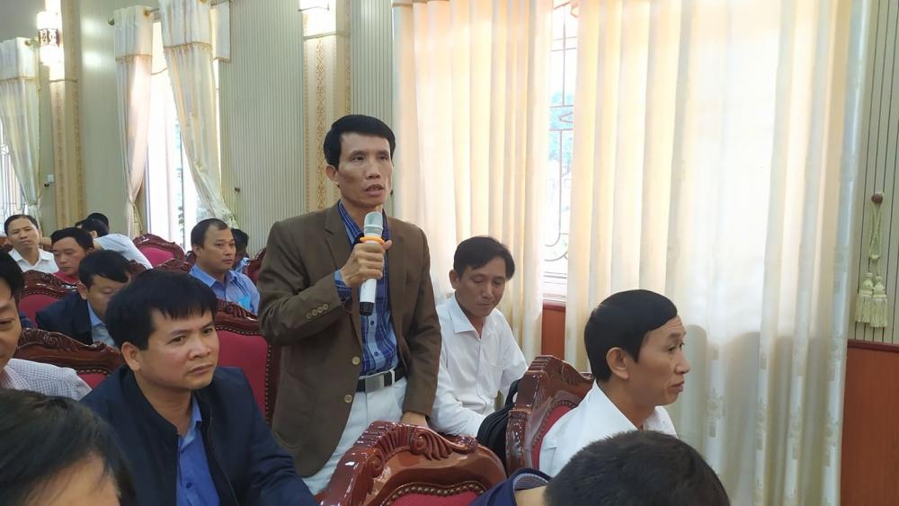 Giải đáp những vướng mắc về pháp luật lao động cho gần 300 công nhân, viên chức, lao động