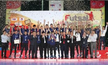Giải Futsal HDBank Vô địch Quốc gia 2020 khép lại với nhiều dấu ấn đặc biệt