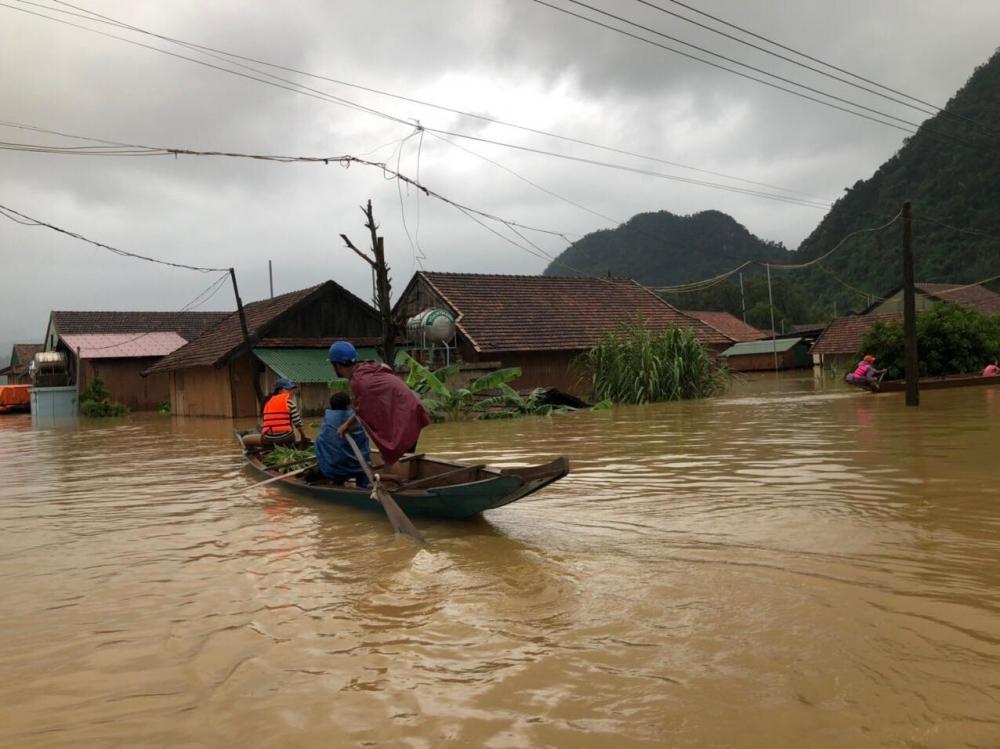 Tập đoàn Novaland lan tỏa lòng nhân ái trong bão lũ