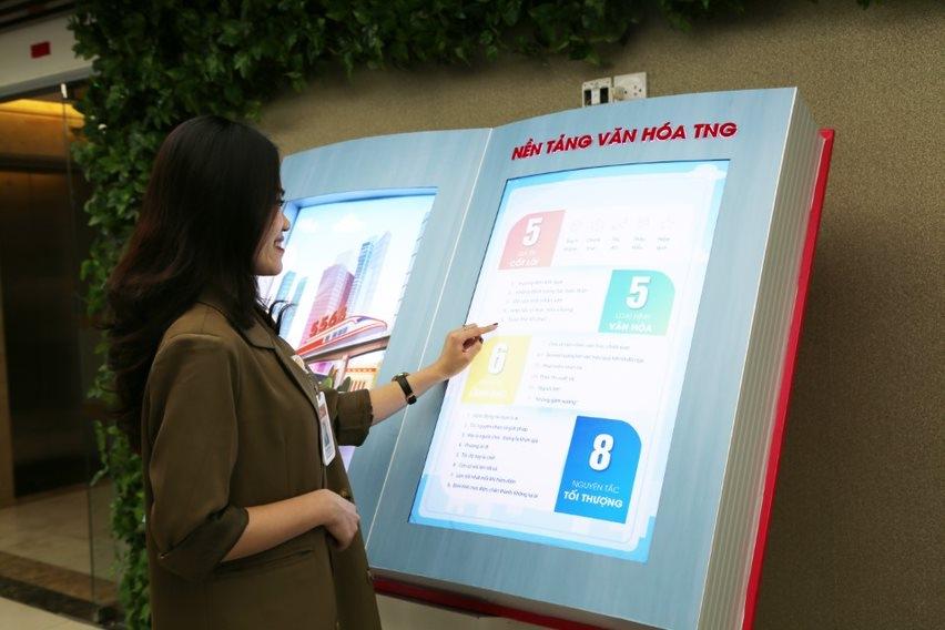 Văn hóa doanh nghiệp TNG Holdings Vietnam đã thay đổi cuộc sống của tôi