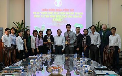 Phát triển bền vững du lịch Đồng bằng sông Cửu Long