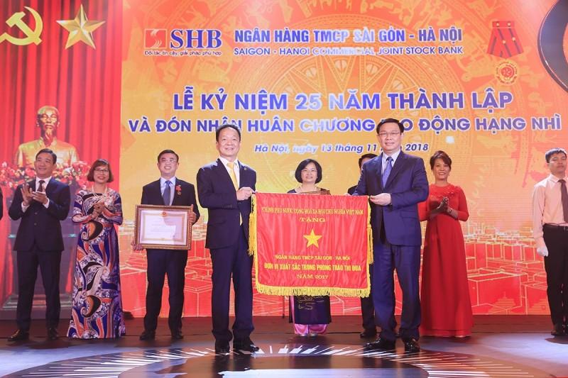 SHB đặt mục tiêu Top 3 ngân hàng cổ phần tư nhất lớn nhất Việt Nam