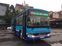 Thay loạt xe mới tuyến buýt số 15: Bến xe Gia Lâm - Phố Nỉ
