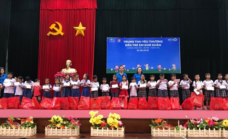 Đồng hành cùng chương trình an sinh xã hội của tỉnh Bà Rịa - Vũng Tàu