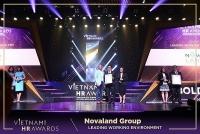 Novaland lần thứ 2 được vinh doanh 'Môi trường làm việc tốt và phúc lợi hiệu quả'