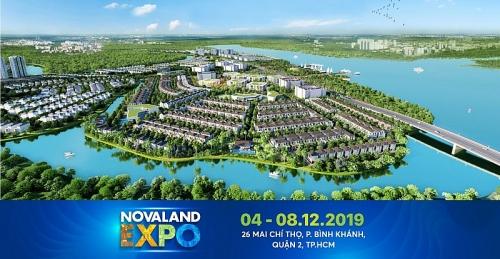 Lực hấp dẫn từ Triển lãm Bất động sản Novaland Expo tháng 12 sắp tới