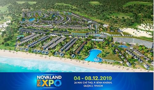 Lượng thông tin 'khủng' từ Novaland Expo tháng 12/2019
