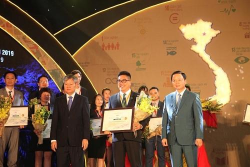 Tập đoàn Novaland được vinh danh Top 10 doanh nghiệp bền vững 2019
