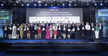 SCB lọt top 10 ngân hàng Việt có môi trường làm việc tốt nhất