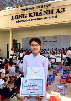 Học bổng cô giáo Nhế chắp cánh ước mơ cho học sinh nghèo
