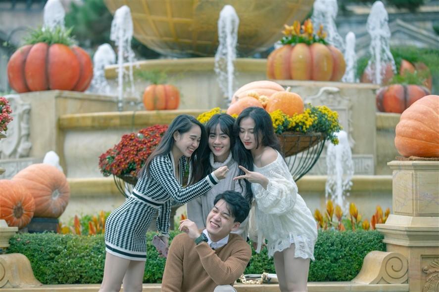 Sun World Ba Na Hills sẽ chiêu đãi du khách show diễn Halloween đỉnh cao đêm 31/10