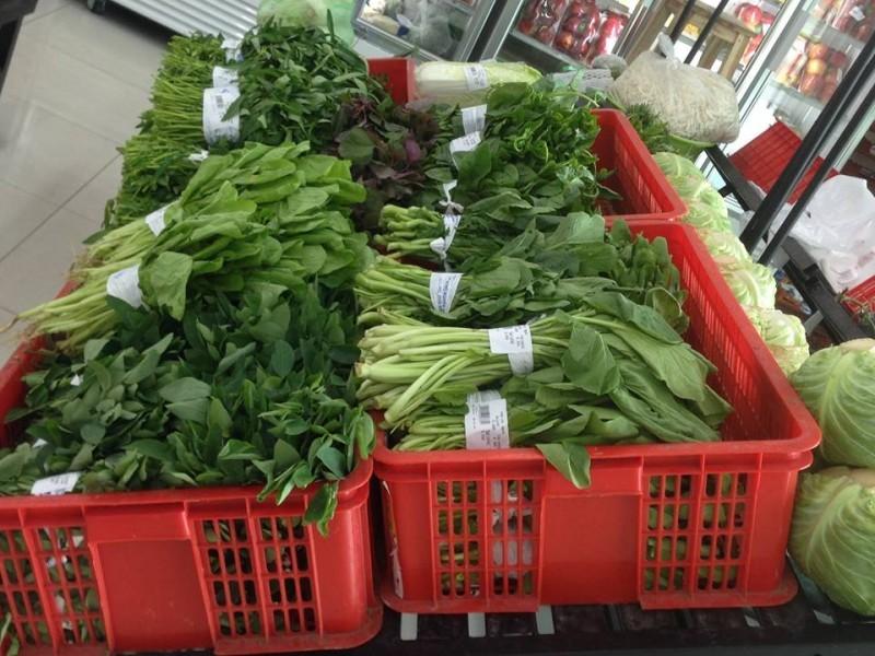 Giá thực phẩm dịp cuối năm không biến động nhiều