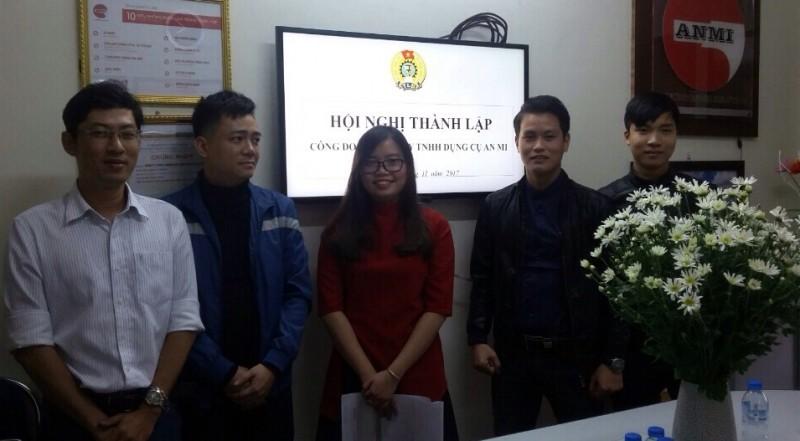 LĐLĐ quận Bắc Từ Liêm: Thành lập CĐCS theo Điều 17 Điêu lệ Công đoàn Việt Nam