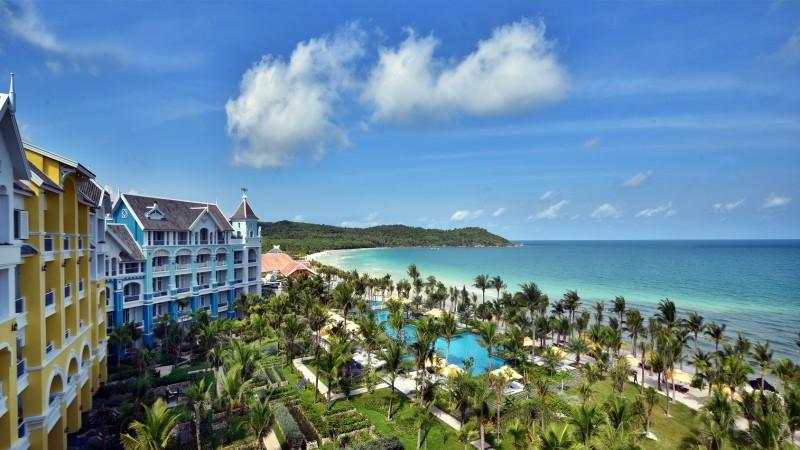 JW Marriott Phu Quoc Emerald Bay giành chiến thắng 'kép' khách sạn sang trọng thế giới