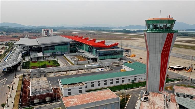"""Sân bay Vân Đồn sẽ trở thành """"cửa ngõ"""" của Quảng Ninh"""