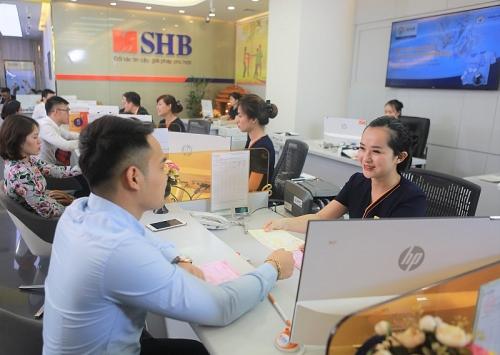 SHB được chấp thuận chi trả cổ tức bằng cổ phiếu