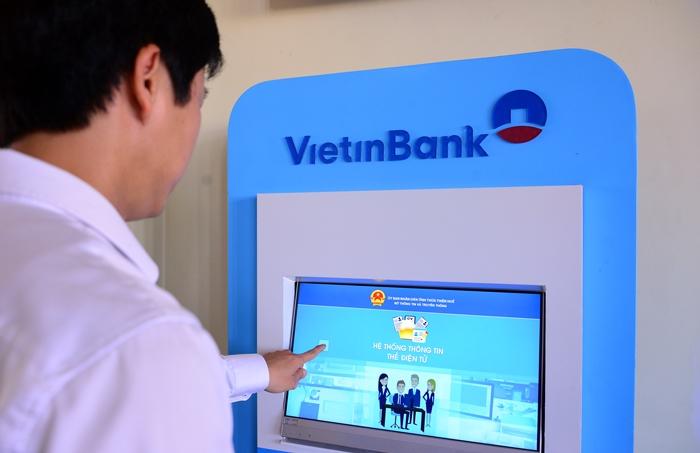 VietinBank tiên phong cải cách thủ tục hành chính, thúc đẩy phát triển kinh tế - xã hội