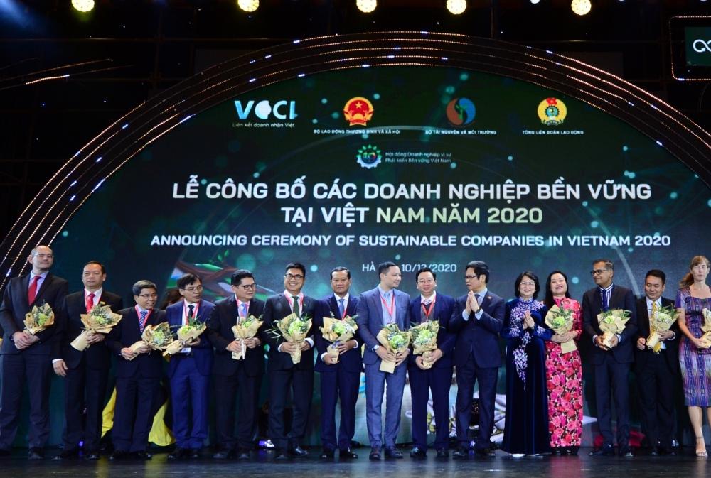 Novaland khẳng định vị thế top đầu trong 10 doanh nghiệp phát triển bền vững năm 2020