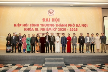 Đại hội Hiệp hội Công thương thành phố Hà Nội khóa III nhiệm kỳ 2020 - 2025