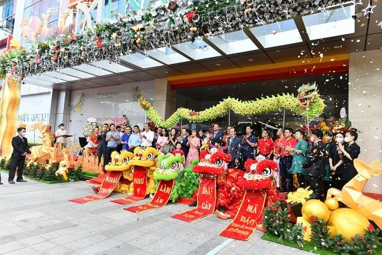 Những hình ảnh sôi động ngày đầu Menas Mall Saigon Airport mở cửa trở lại