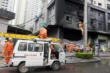 Phòng chống cháy nổ: Quy trách nhiệm người đứng đầu đơn vị