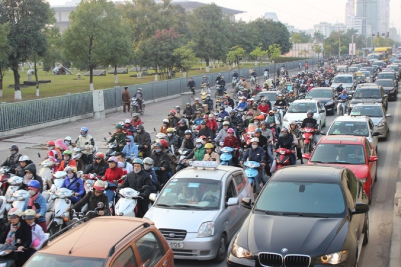 Bảo đảm an toàn giao thông dịp Tết và mùa Lễ hội