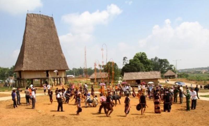Điều chỉnh cục bộ Quy hoạch Làng Văn hoá - Du lịch các dân tộc Việt Nam