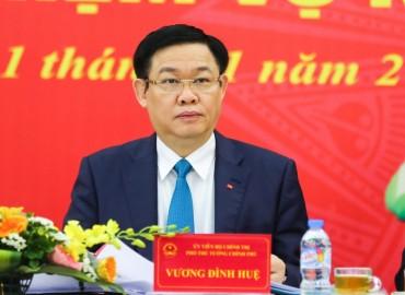 Phó Thủ tướng Vương Đình Huệ: Phải cụ thể hoá quyền và lợi ích hợp pháp của các thành viên  HTX