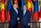 Thủ tướng tiếp Chủ tịch Quốc hội Mông Cổ