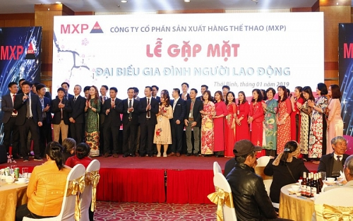 MXP tri ân thân nhân của 4 nghìn người lao động có thành tích xuất sắc
