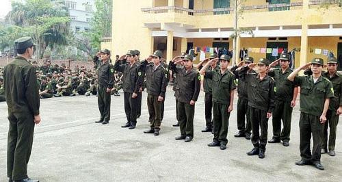 Hà Nội đã bố trí Công an chính quy tại gần 300 xã