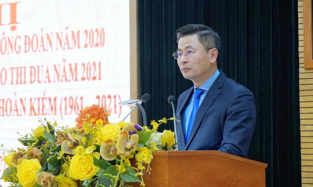 Liên đoàn Lao động quận Hoàn Kiếm: Vững mạnh toàn diện các mặt công tác