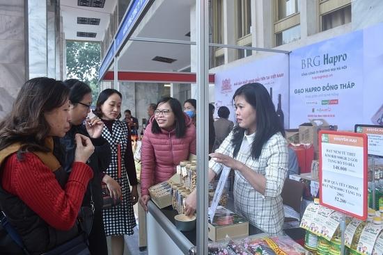 Hapro: Phong phú chương trình kinh doanh phục vụ Tết Nguyên đán Tân Sửu 2021